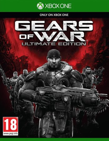 Videojuegos - Avenida Store Gears of War:Ultimate Edition p Xbox One