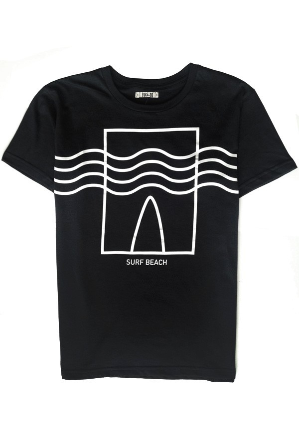 Mangas Cortas - Fuku-Do Remera Beach Fuku-do