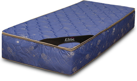 Elite Colchón de 100x190 Elite Con Pillow Top Matelaseado Lujo  (1 plaza)