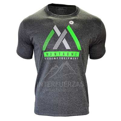 Remeras y Musculosas - Montagne Remera Montagne  Extreme Dry Pro