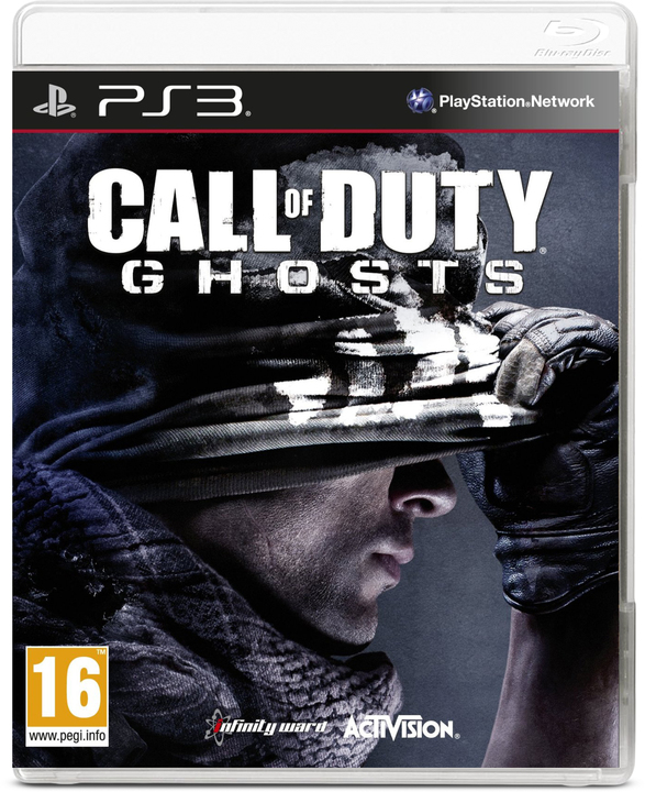 Videojuegos - Avenida Store PS3 Call of Duty Ghosts