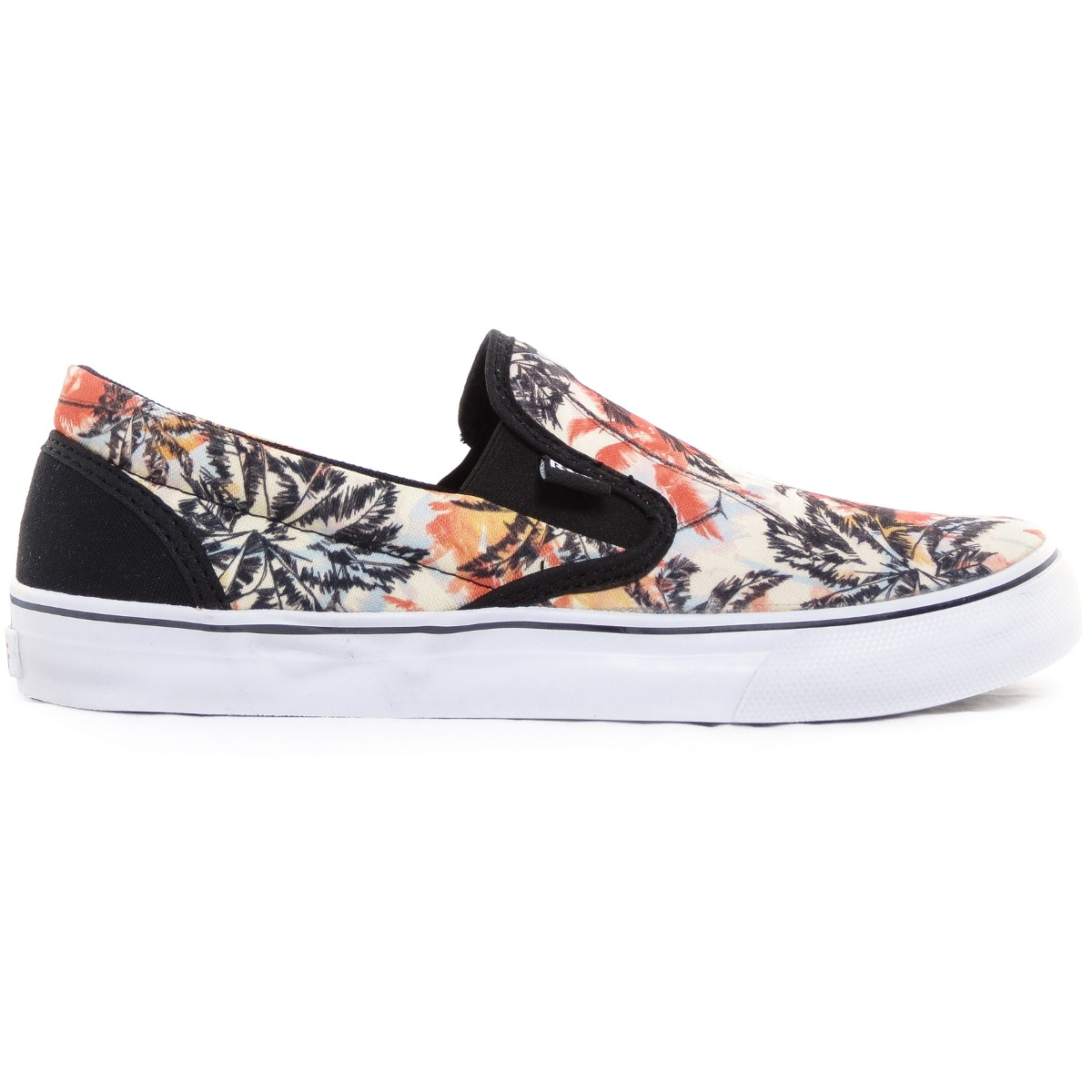 Zapatillas - Reef Zapatillas Panchas Reef Flasmob Slip On Lona