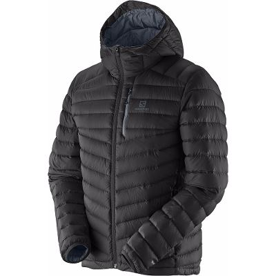 Salomon Campera Salomon Halo Hooded 2 Plumon Pluma Capucha Hombre