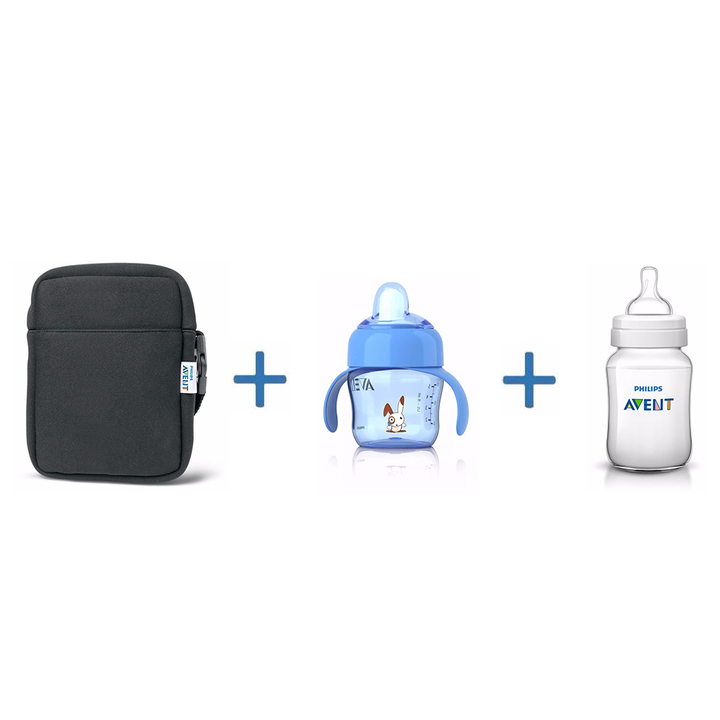Mamaderas - Avent Combo Philips Avent Viaje
