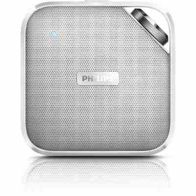 Parlantes - Philips Parlante Inalambrico Bluetooth Philips Bt2500w/00