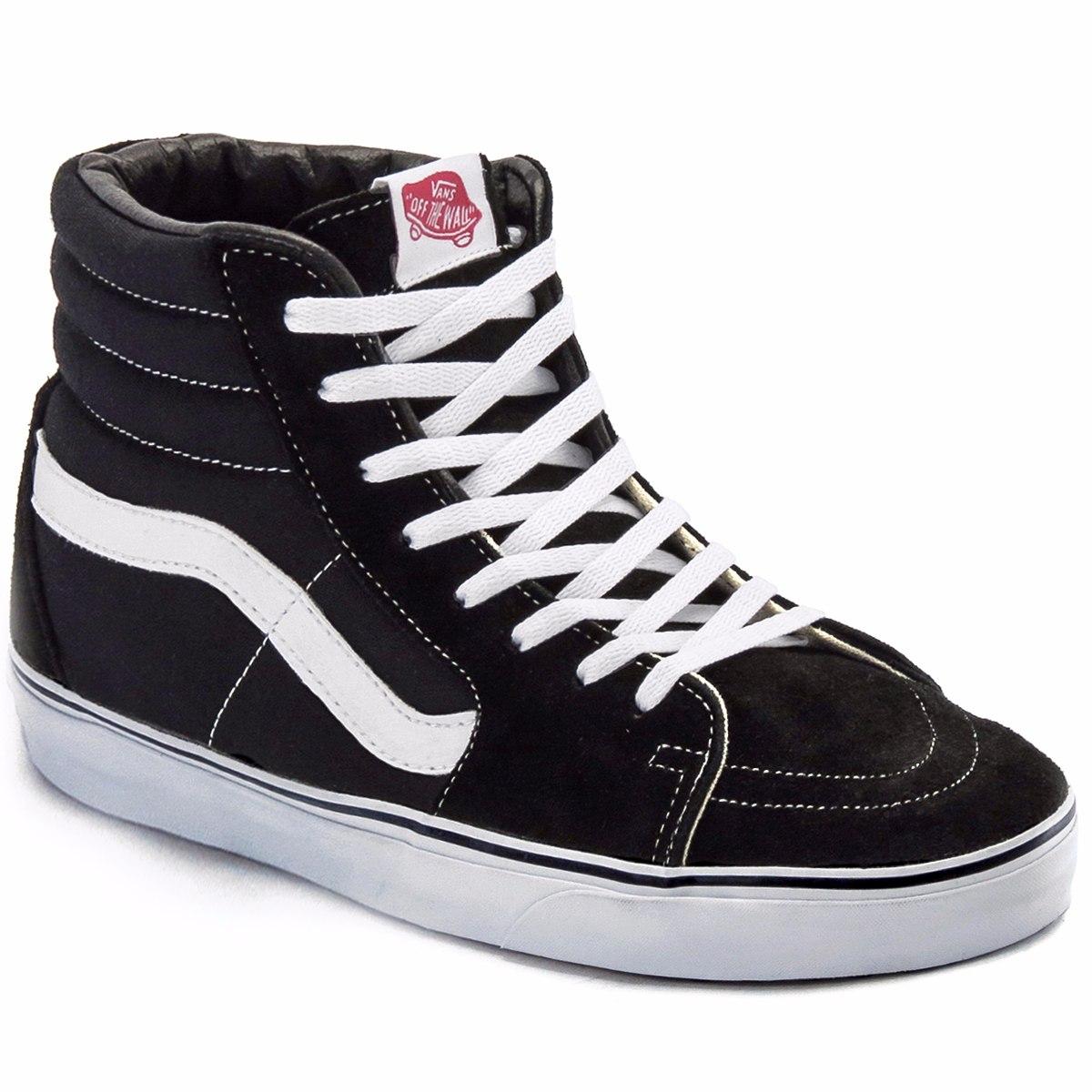 vans hombre zapatillas negras