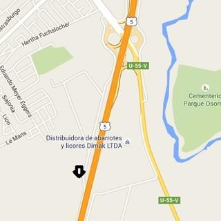 Osorno maps