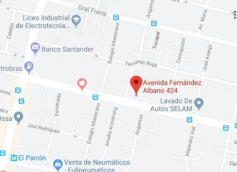 Fernandez albano 424