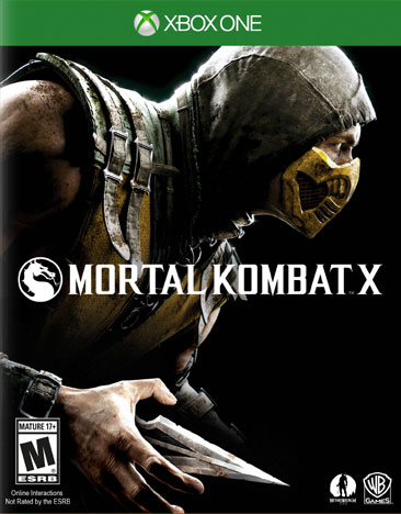 Mortal Kombat X  | Gamers Paradise