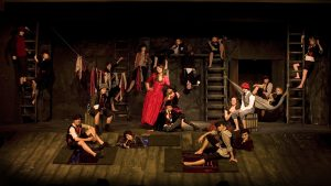 Casterton School production of Oliver. 003