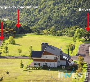 Terreno em Gramado, bairro Alphaville