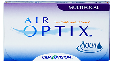 Air Optix Multi-Focal 6 pack
