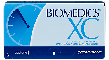 Biomedics XC 6 pack