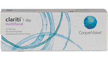 Clariti 1 day Multi Focal 30 pack