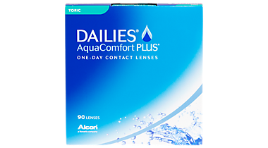 Aqua Comfort Plus for Astigmatism 90 pack
