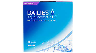 Aqua Comfort Plus Multi Focal 90 pack