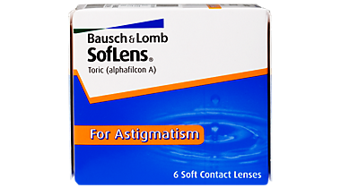 Softlens for Astigmatism 6 pack