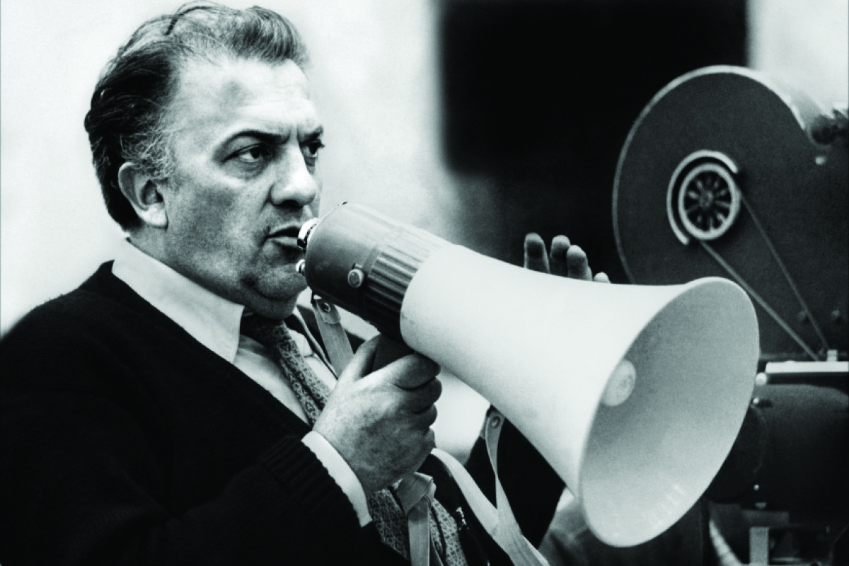 Frederico Fellini | Roxy Cinema Tribeca | Roxy Hotel