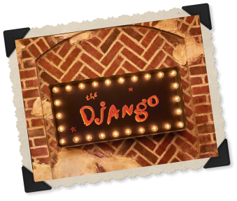 Reservations at The Django Jazz Club