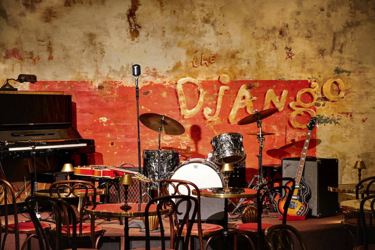 The Django Jazz Club NYC