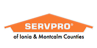 Website for Servpro of Ionia & Montcalm Counties