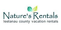 Website for Nature's Rentals, LLC
