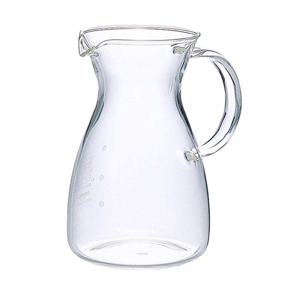 Hario Coffee Tea Glass Decanter Wine Pour Pitcher Microwave Safe 400ml HPD-2T at Sears.com