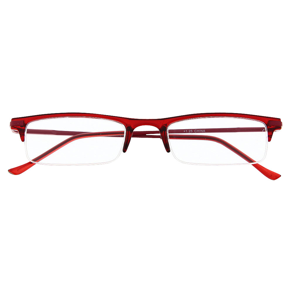 unisex ultra low profile reading glasses readers