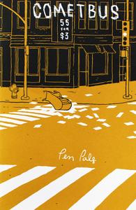 Cometbus #55 Cover