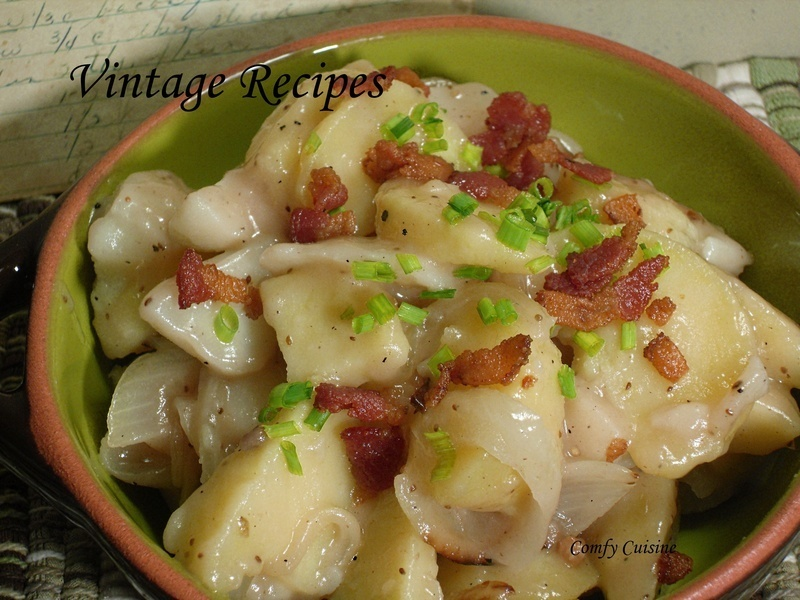 German+Potato+Salad German Potato Salad http://cookeatshare.com/groups ...