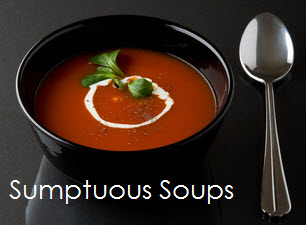 Sumptuous soups
