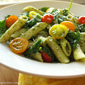 Mint Basil Pesto Pasta Salad