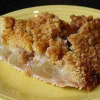 Image of Apple Crumb Pie Recipe, Cook Eat Share