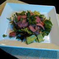 Image of Beef Salad Recipe, Cook Eat Share