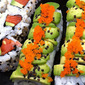 Homemade Salmon Sushi Party
