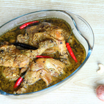 Murgh Kasuri Methi (Chicken with Dry Fenugreek Leaves)