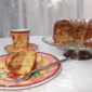 Streusel-Topped Ginger-Apple Coffee Cake from Best of Fine Cooking Magazine, Summer 2011
