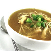 Our Favorite Main Course Soup These Days, Hot and Sour Chicken Soup