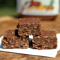 Nutella No Bake Bars Recipe