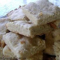 Image of Almond Shortbread Cookies!!! Recipe, Cook Eat Share
