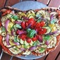 "Grilled ""Ratatouille"" Pizza"