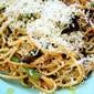 Mascarpone Garden Pasta