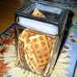 Pita Waffles - Grilled Cinnamon Toast Snacks