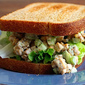 Running fuel: Protein-rich tofu salad sandwiches