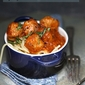 Savoury | Truly Tender Meatballs in a Rich Tomato Sauce … #comfortfood