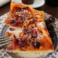 A Grapevine Grows in Brooklyn – Sweet, Sticky Grape and Walnut Flatbread