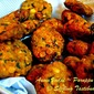 Aama Vadai ~ Paruppu Vadai ~ Spiced lentil fritters ~ Dal Vada - a step by step recipe