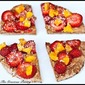 Clean Eating Quick & East Fruit Pizza