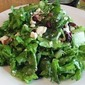 Romaine Salad with Bacon and Feta Cheese
