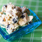 Blueberry-Ginger Crunchy Clusters